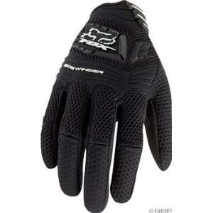 Fox Racing Sidewinder Glove Small Black