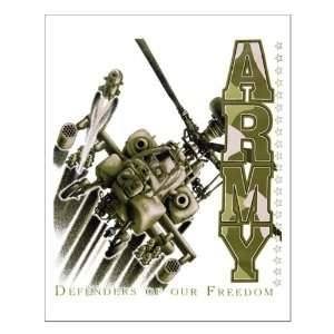 Poster Army US Military Defenders Of Our Freedom