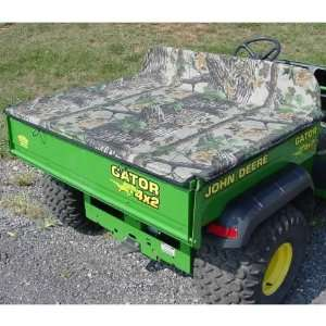 155 Bed Cover MOSSY OAK CAMO For John Deere Gator 6x4 TX XUV And HPX