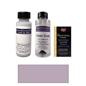 Oz. Violettgrau (matt) Metallic Paint Bottle Kit for 1992 Mercedes
