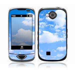 Clouds Design Protective Skin Decal Sticker for Samsung