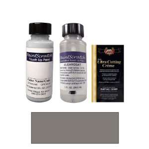 Oz. Nautilus Gray Metallic Paint Bottle Kit for 1990 Merkur Scorpio