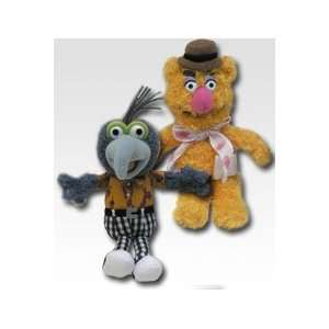 Fozzie Muppet Tv Show Plush Toy 8 Beanie Doll Figure