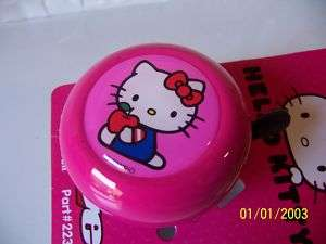 BICYCLE CUSTOM BELL HELLO KITTY PINK CUTE CRUISER NEW