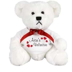 Avons Valentine Custom Teddy Bear Toys & Games