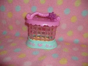 Hasbro LPS Littlest Pet Shop PET CAGE CARRIER Opens