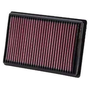 K&N BM 1010 BMW High Performance Replacement Air Filter