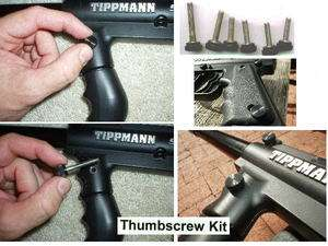 Tippman Paintball Gun Part   Tippmann Model 98 Custom