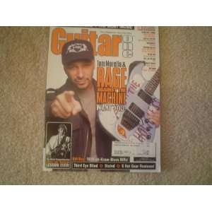 Guitar World   February 2000 (Guitar One The Magazine You