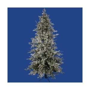 6.5 x 48 Frosted Wistler Fir 315LED Wm Arts, Crafts