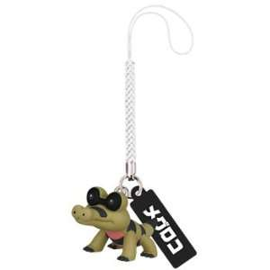Pokemon Black and White Mini Figure Phone Charm   ~1