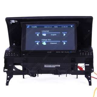 Mazda 6 2003 2008 Car GPS Navigation DVD Player