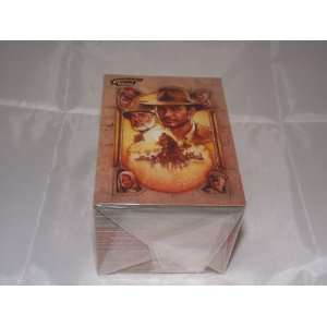 Indiana Jones Heritage Trading Card Base Set Toys & Games