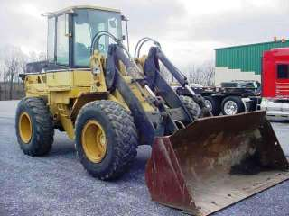 1995 Caterpillar IT24F Wheel Loader with Cab 7900 Hours NEW ENGINE