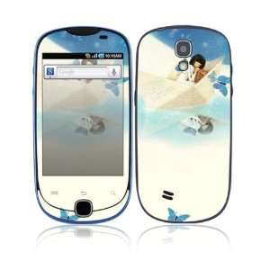Lettre damour Decorative Skin Cover Decal Sticker for Samsung Gravity