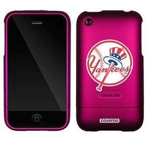 New York Yankees Yankees on AT&T iPhone 3G/3GS Case by