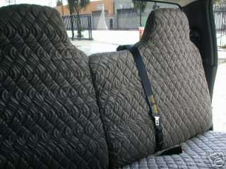CHEVY COLORADO GMC CANYON 6040 TRUCK SEAT COVERS