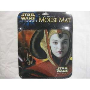 Star Wars Episode 1 Computer Mouse Pad Mat Queen Amidala