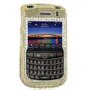 Heart Full Crystal Diamond Style Snap on Hard Protective Case Skin