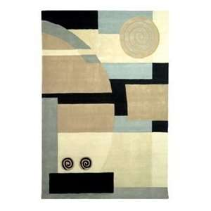 Safavieh RD643B Rodeo Drive Area Rug, Black