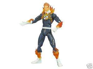 MARVEL LEGENDS ICON SERIES 12 FIGURE HUMAN TORCH BLUE