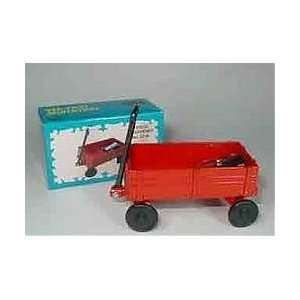 Little Red Wagon Die cast Metal Pencil Sharpener in