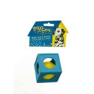 Ball In Box   Dog Toys