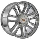 22 Cadillac Escalade Platinum Chrome Wheels Rims items in UsaRim store