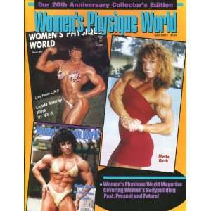 Womens Physique World Magazine April, 2004 20th