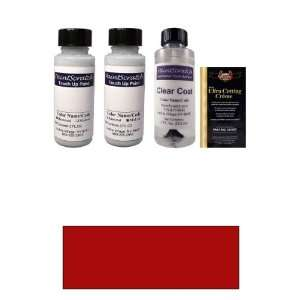 Tricoat 2 Oz. Toreador Red Pearl Tricoat Paint Bottle Kit