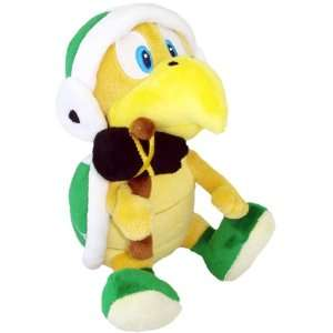Sanei Super Mario Plush Series Plush Doll 6 Hammer Bros