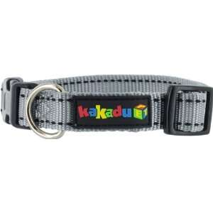 Kakadu Pet Empire Tracks Adjustable Nylon Dog Collar, 1 x 16 24