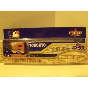 2002 MLB Toronto Blue Jays 180 Scale Die cast Kentworth