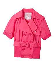 Girls coats   Find a great girls winter coat or jacket  New Look