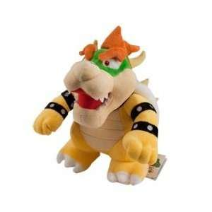 New 13 Bowser Official Super Mario Plush Toy Medium High