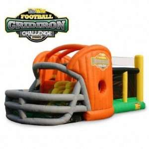 Kidwise Gridiron Football Challenge Gameday Bouncer