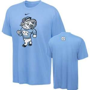 North Carolina Tar Heels Toddler Light Blue Nike Elite