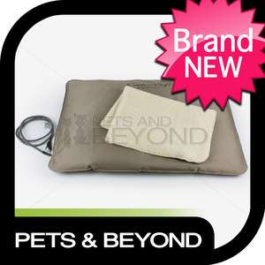 LECTRO SOFT OUTDOOR INDOOR HEATED DOG/CAT/PET BED SMALL MEDIUM