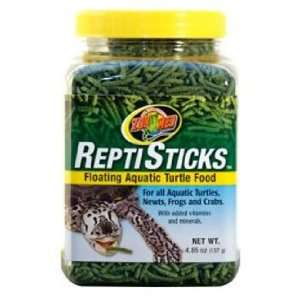 Zoo Med Laboratories ZM 34 Reptisticks 1.2 Pound Pet