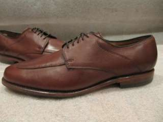 Allen Edmonds Denton Chili Oxfords Size 11.5 D NEW
