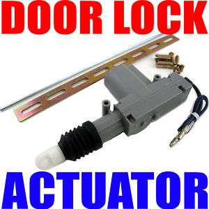 Power Door Lock Actuator Chevy Silverado Gmc Sierra