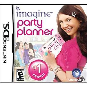 Imagine Party Planner   Nintendo DS