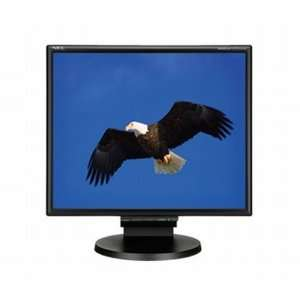 MultiSync LCD195NXM BK 19 inch 10001 5ms DVI Height adjustable LCD