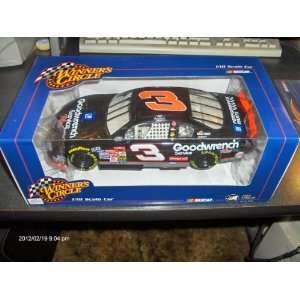 Dale Earnhardt #3 118 scale No Bull Goodwrench Winners Circle 2002