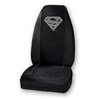 Superman Silver Shield Windshield Banner Decal Automotive