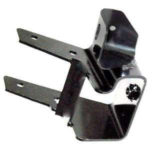 OE Replacement Chevrolet Silverado Front Driver Side Bumper Bracket