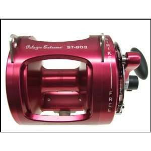 OMOTO S 80W II LEVER DRAG BIG GAME FISHING REEL