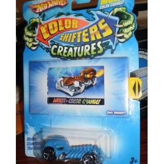HOT WHEELS COLOR SHIFTER CREATURES SKULL CRUSHER WATER CHANGES COLOR