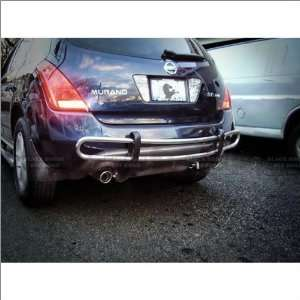 Horse Stainless Steel Bumper Guard 09 11 Nissan Murano Automotive