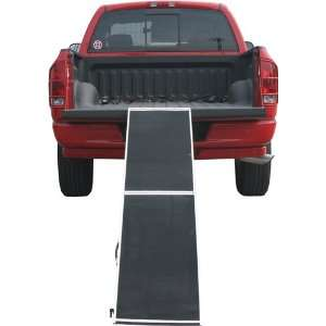 96 Folding Aluminum Pet Ramp Extra Wide